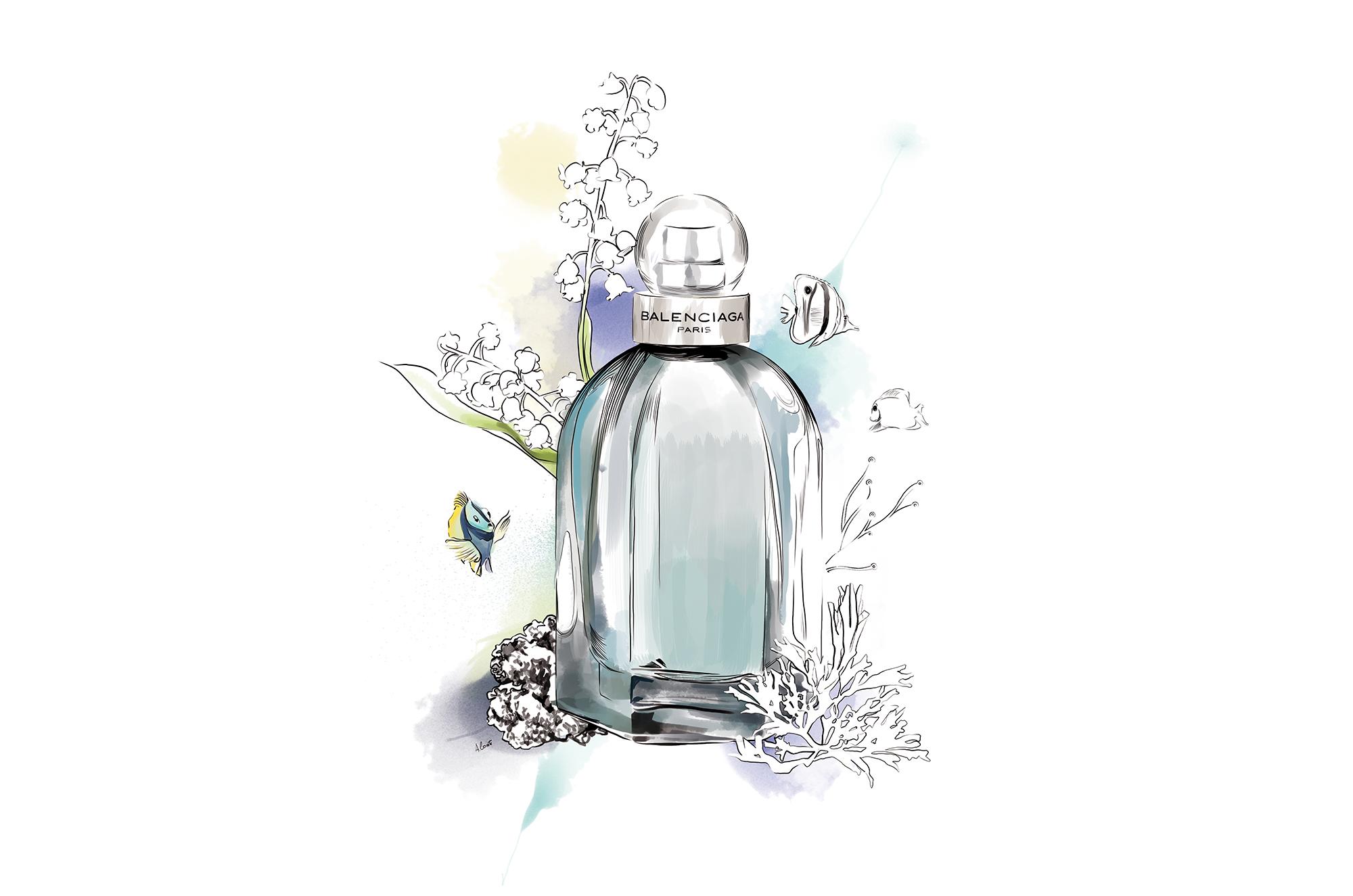 dessin_parfum_balenciaga