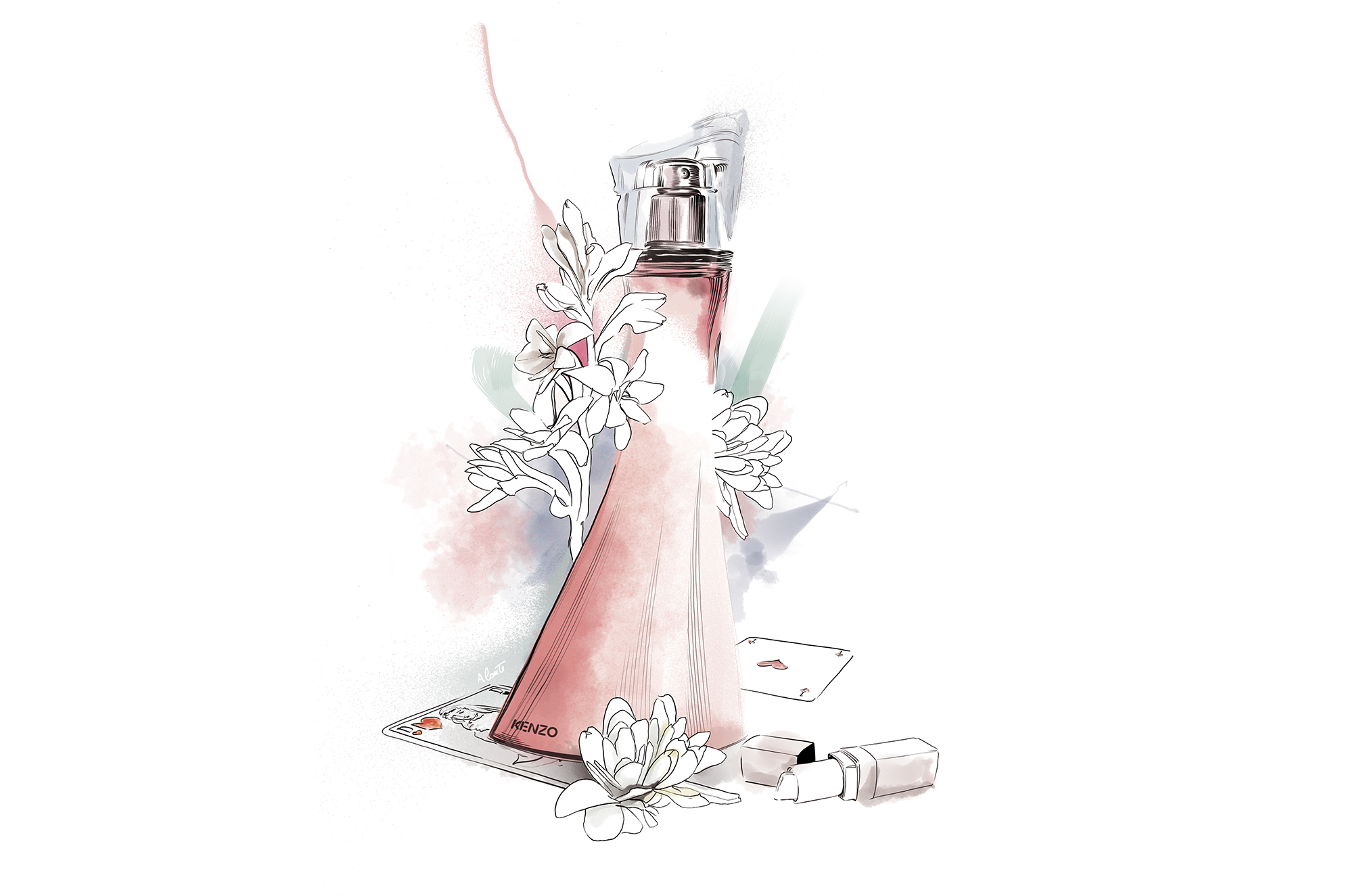 dessin_parfum_kenzo
